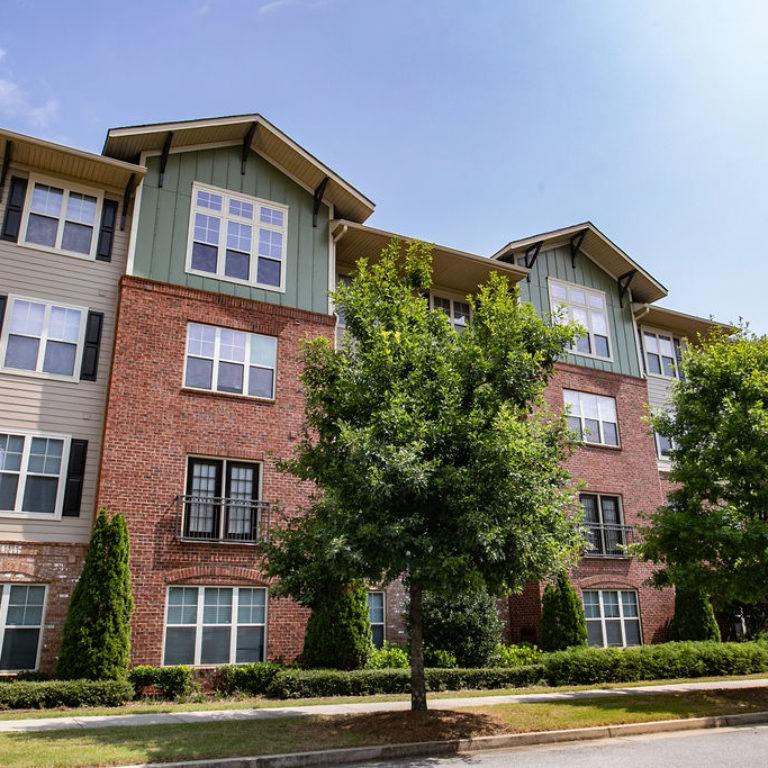 Atlanta Apartments: Apartment Loan In: Atlanta